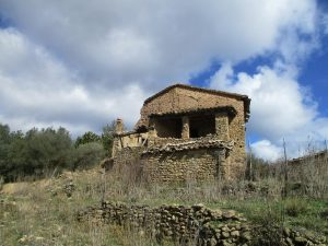 Rosico. Casa en ruinas