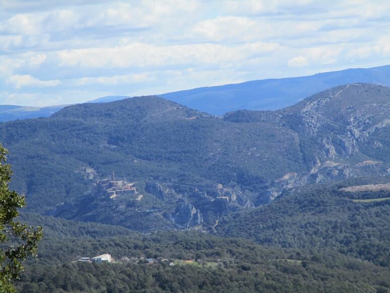 Santuario de Torreciudad. Sierra de Ubiergo
