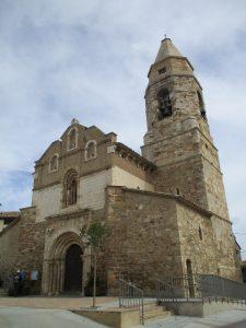 Tolva. Santa María del Puy