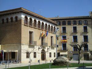 Tamarite de Litera. Ayuntamiento