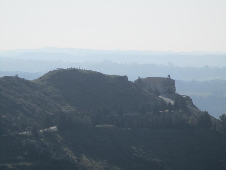 Castejón del Puente. Ermita Virgen de la Bella