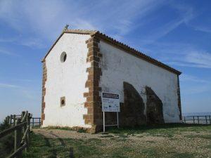 Selgua. Ermita San Salvador