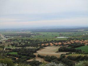 Vista de la Hoya de Huesca
