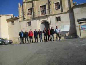 Farlete. Foto del grupo. Ermita de la Sabina