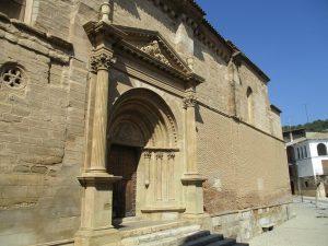 Tamarite de Litera. Santa María La Mayor