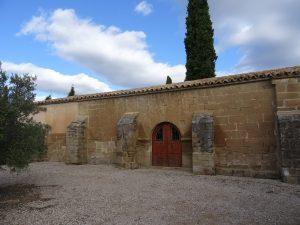 Sieso de Huesca. Ermita Nuestra Señora de los Olivares