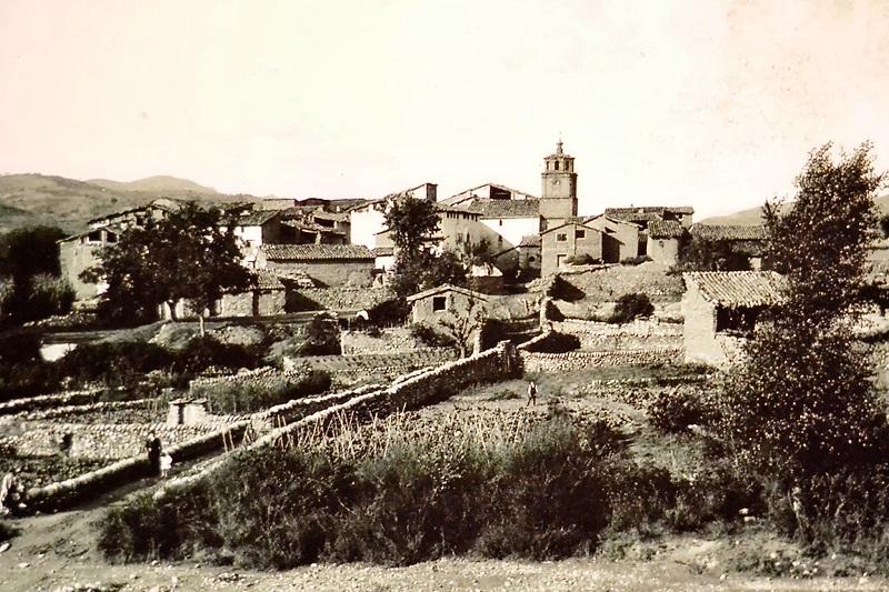 Pueblo de Barasona