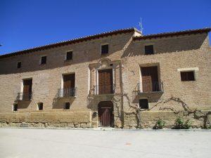 Sieso de Huesca. Casa señorial