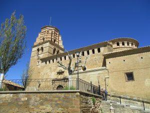 Sieso de Huesca. San Martín Obispo
