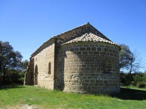 Casbas de Huesca. Ermita Ntra. Sra. de Bascués