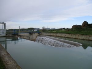 Salto hidroeléctrico de La Muzola