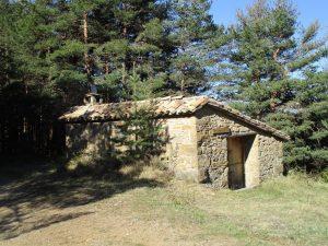 Refugio. Camino la Collada de Fornosa