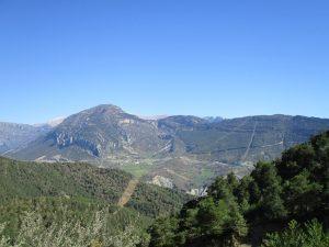 Peña Rodera y Foradada del Toscar
