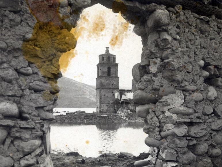 Torre campanario de Barasona