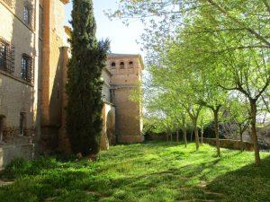 Casbas de Huesca. Interior