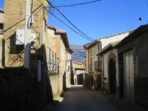 Labata. Calle Mayor