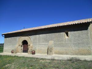 Labata. Ermita de Santa Lucía