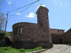 Benifons. Iglesia parroquial