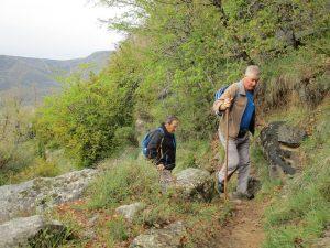 Por las sendas de la Sierra de Bonés