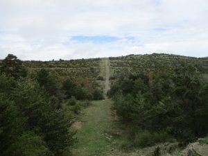 Gaseoducto Serrablo-Zaragoza
