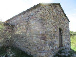 Bonansa. Ermita San Roque