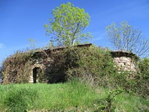 Castarné. Ermita de Burás