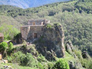Castarné. Castillo de los Azcón