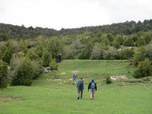 Praderas junto a la ermita de La Magdalena