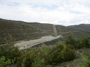 Boca del túnel de La Manzanera