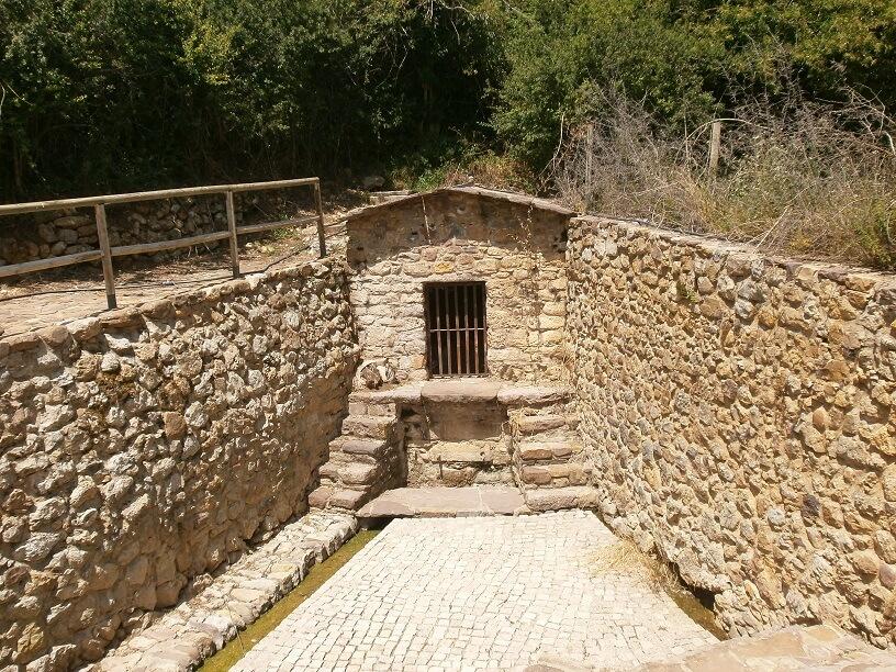 Bonansa. Fuente romana