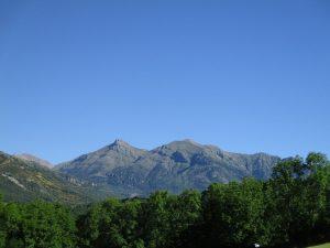 Montes de Eriste, desde Chía