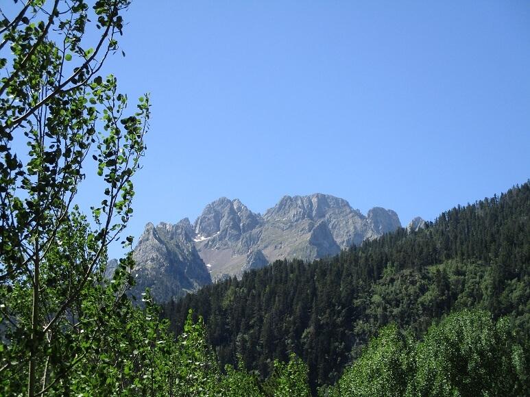 Valle de Estós. Tuca Ixea