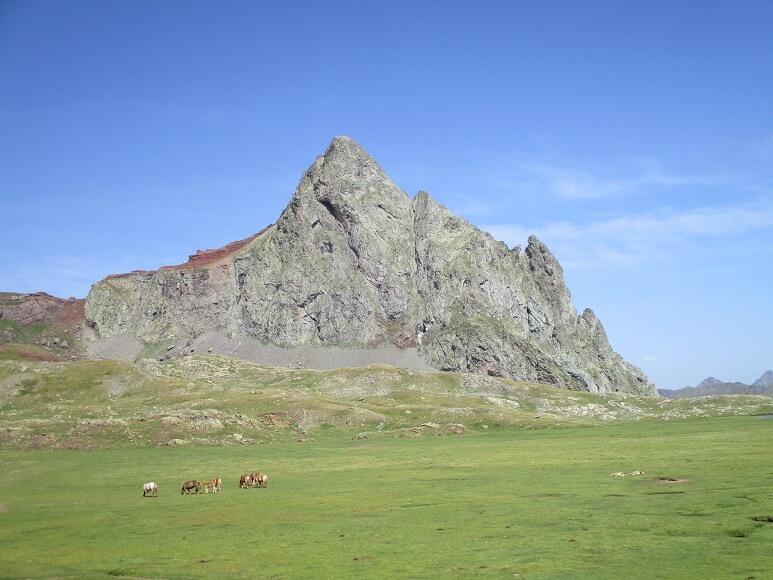 Llanos y Pico Anayet