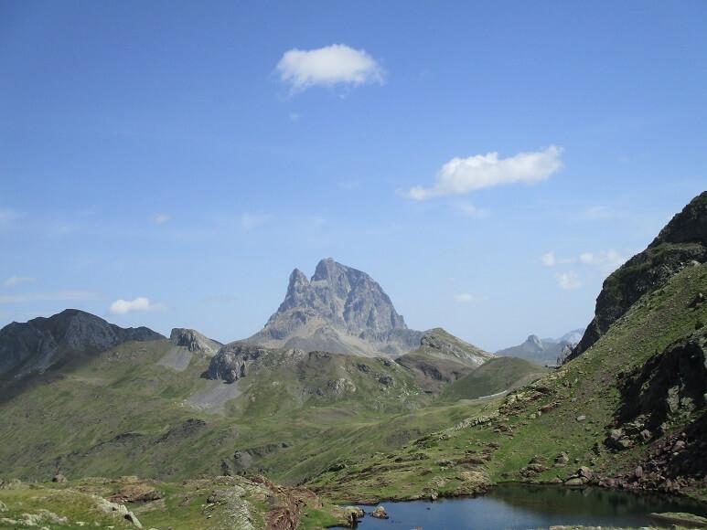 Pico Midi d'Ossau, desde Anayet