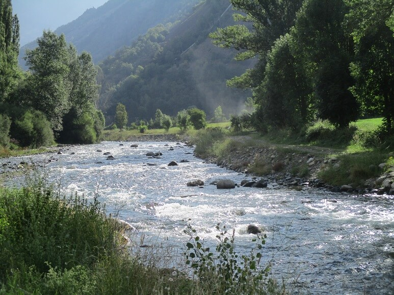 Río Noguera Tor. Valle de Boí