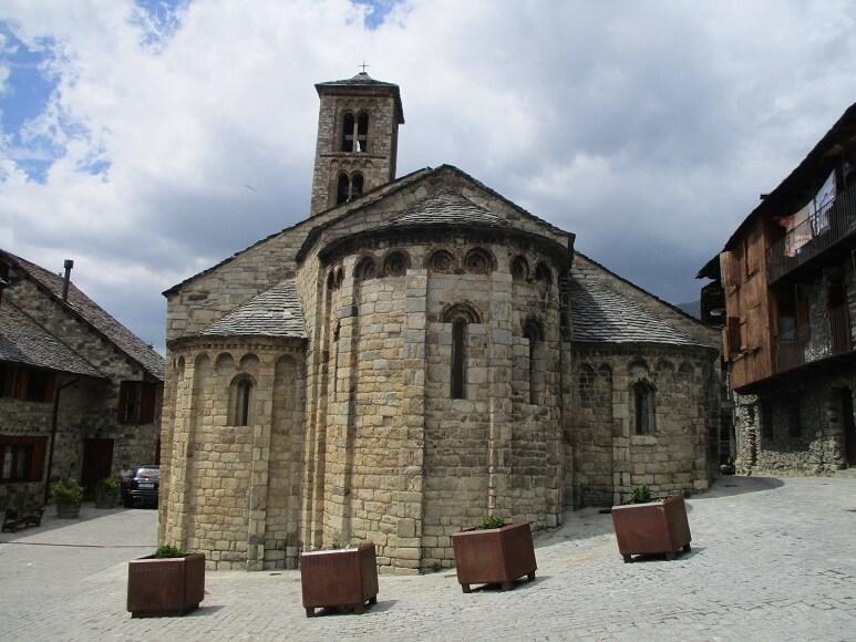 Taüll. Santa María