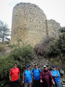 Torreón del Castillo de Panillo