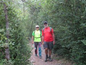 El Run. Camino del Congosto