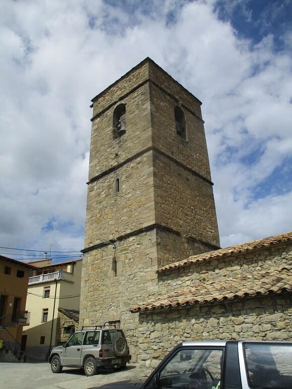 Panillo. Santa Engracia