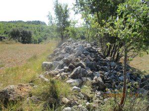 Amontonamiento de piedras