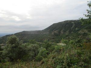 Sierra de Torón, desde Panillo