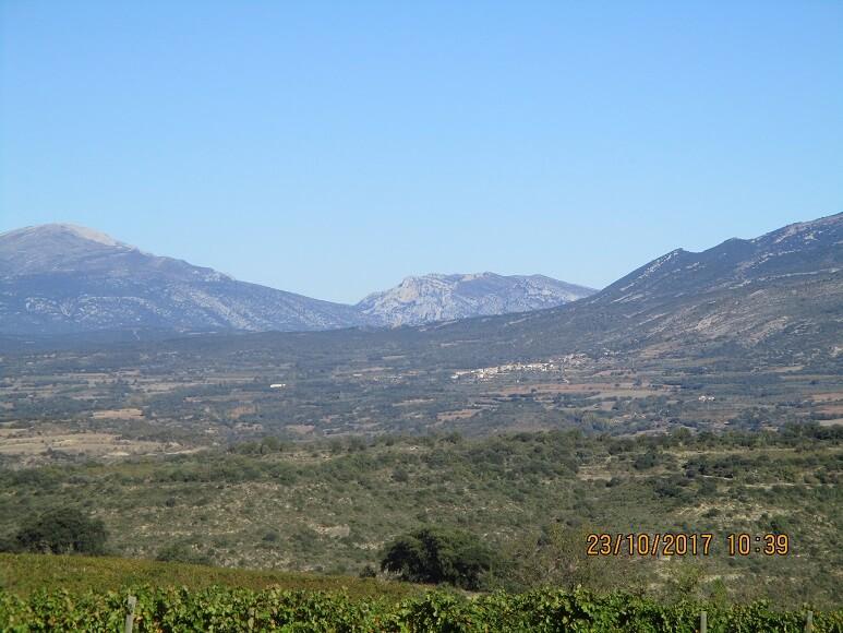 Radiquero. Sierra de Sevil