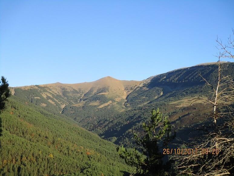 Valle de Vió. Sierra de las Cutas. Punta Acuta/Diazas