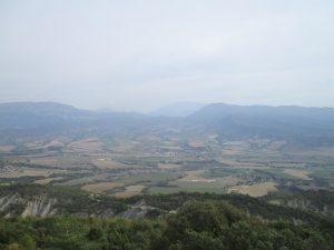 Una vista del valle de La Fueva