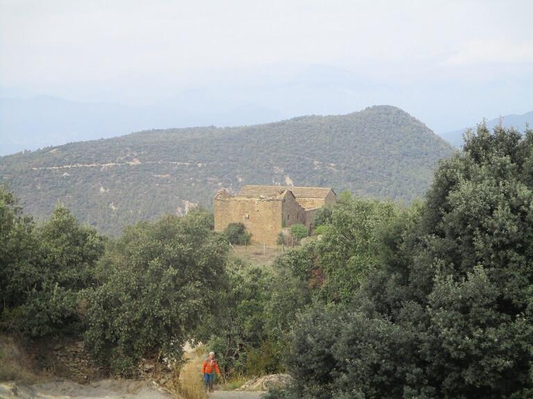 Muro de Roda. Iglesia de San Bartolomé