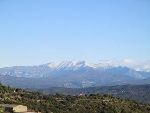 Macizo de Cotiella, desde Juseu