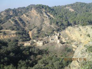 Pelegriñón, desde lo alto del cerro