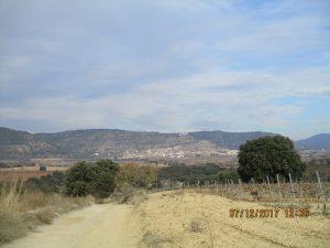 Salas Altas y sierra de la Candelera