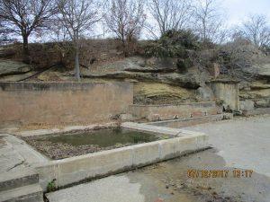 Salas Bajas. Fuente y lavadero