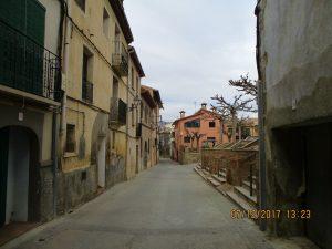 Salas Bajas. Calle Mayor